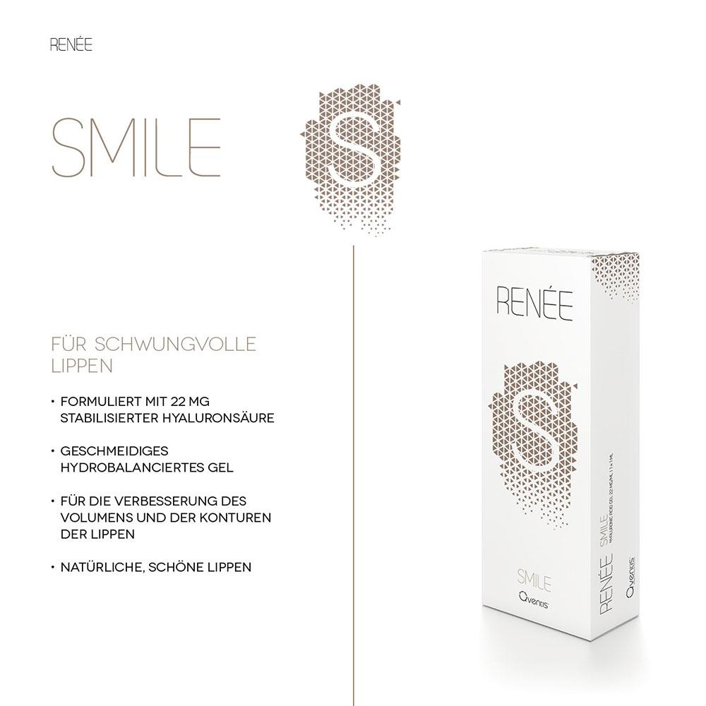 Renée Smile - für snnliche Lippen